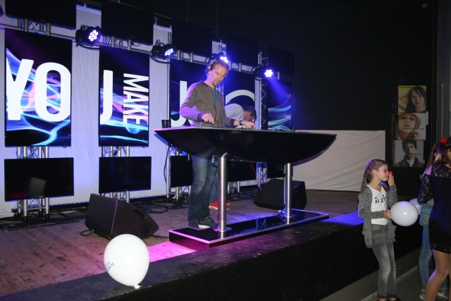 QMusic schoolfeest